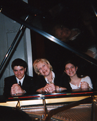 Piano Lessons in Manhattan - Piano Teacher
